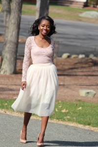 how-to-wear-tulle-skirt