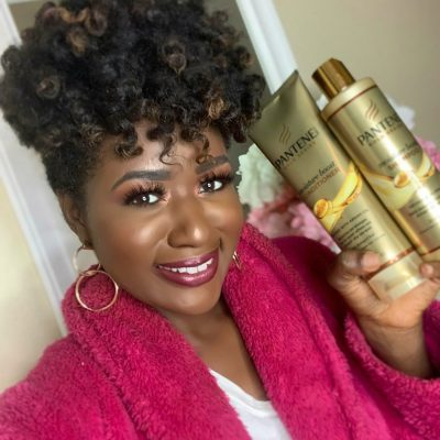 I Tried This Hair Challenge For 14 Days and My Natural Hair Has Never Looked Better