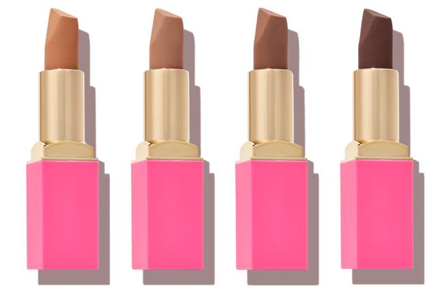 nude lipsticks for black girls