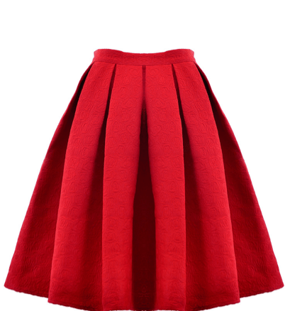 oasap-red-skirt