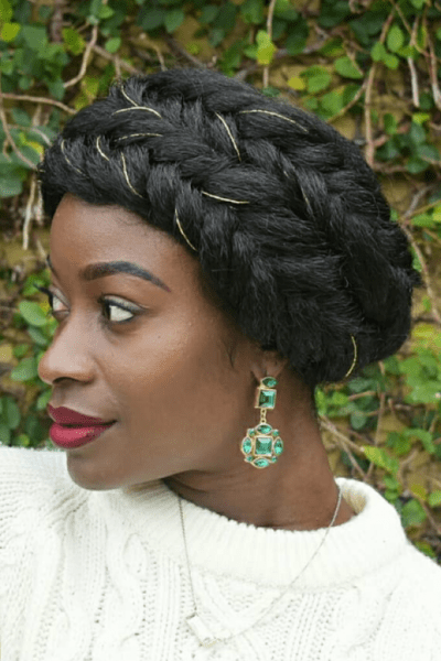 Natural Hair Inspiration: 5 Protective Style Options for the Lazy Natural