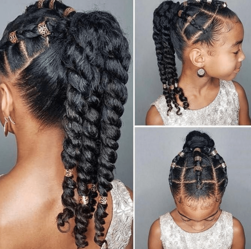 braids for black girls