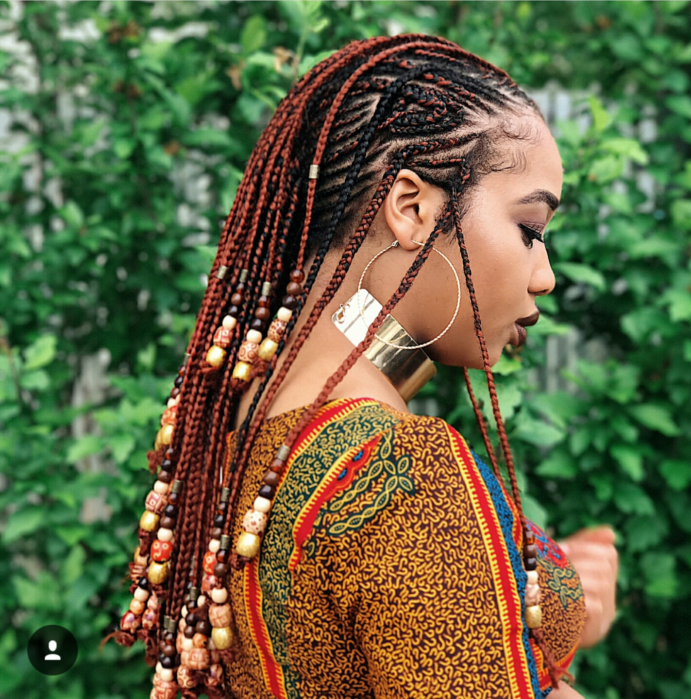 Happycurlhappygirl Has The Classic Box Braids Look Down Pat