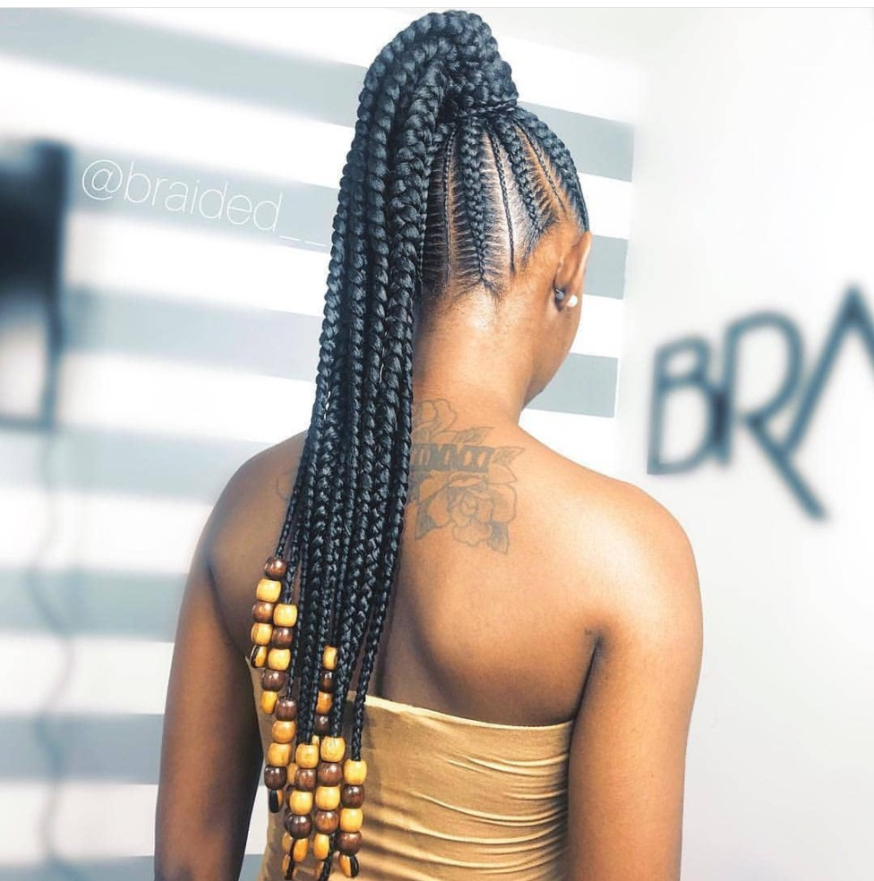 11 Cornrow Styles That Will Make You Want To Call Your Braider Right