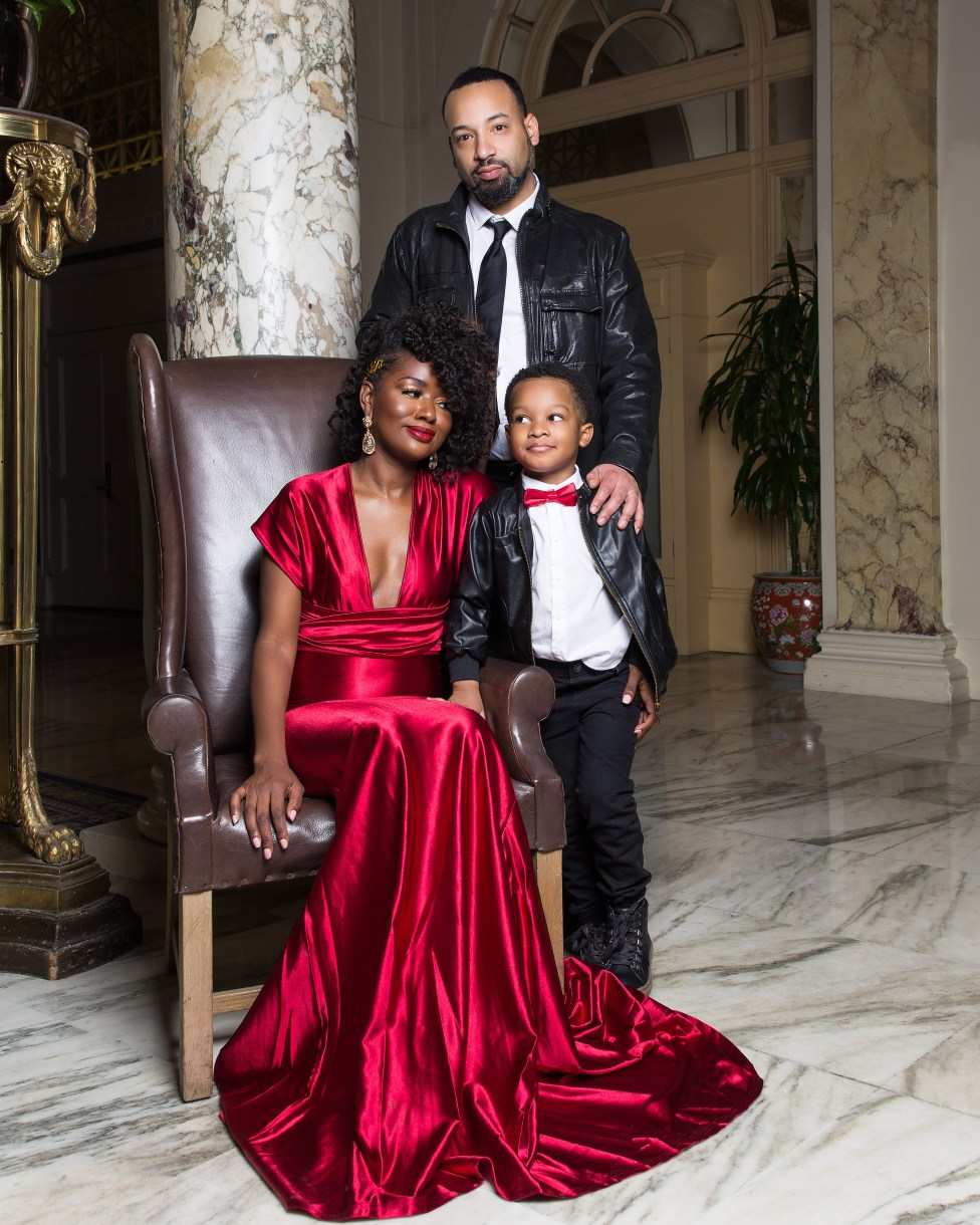 Family Christmas Pictures.20 Black Family Holiday Photos Sure To Put You In The