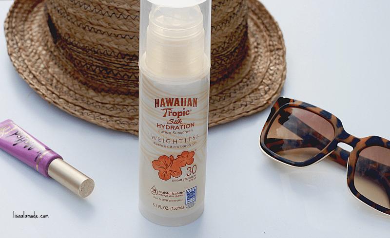 Hawaiian Tropic best sunscreen for black skin