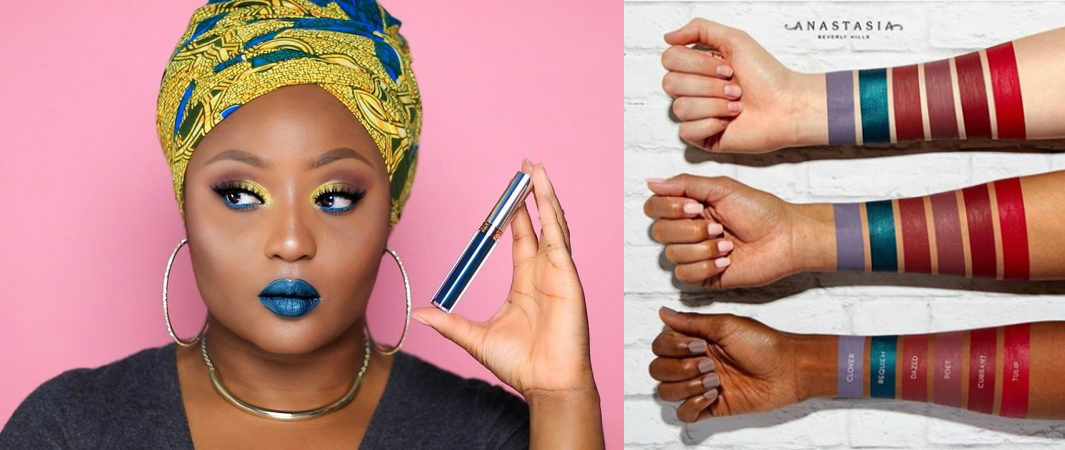 These 6 New Liquid Lipsticks Look Gorgeous On All Skin Tones
