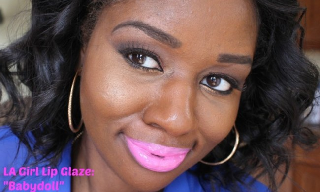 la-girl-glazed-lip-paint-swatch-babydoll-dark-skin