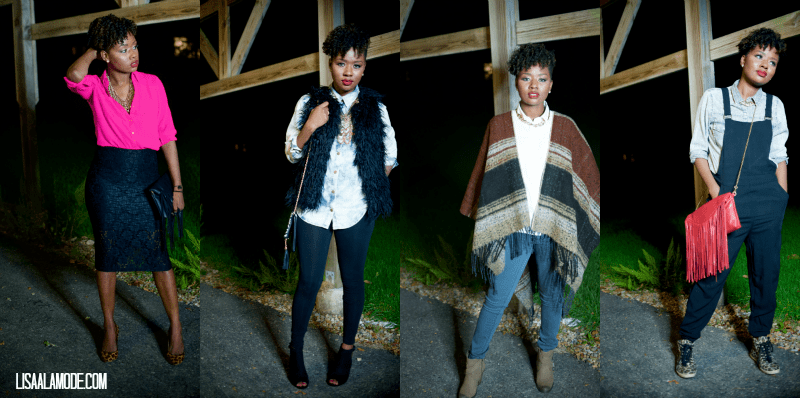 black-fashion-blogger with natural hair