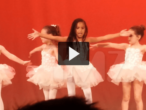 For The Hive: Watch Blue Ivy Kill It At Her Dance Recital