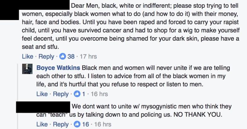 boyce-watkins-black-women
