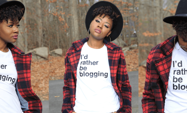 how-to-style-a-plaid-jacket-black-fashion-blogger