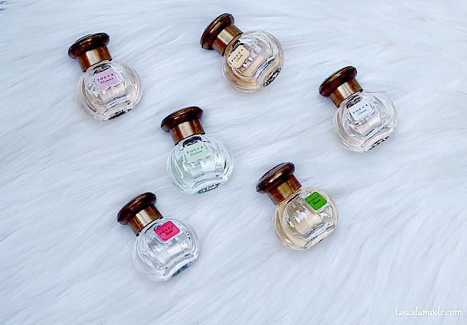 Tocca Beauty Eau de Parfum Wardrobe Gift Set