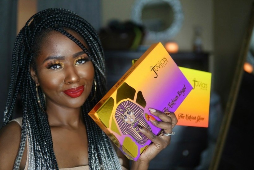 juvia's Place Holiday Collection review