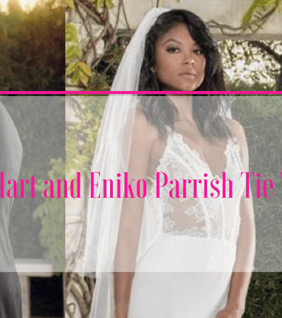 Kevin Hart Marries Eniko Parrish and Her Wedding Gown is EVERYTHING