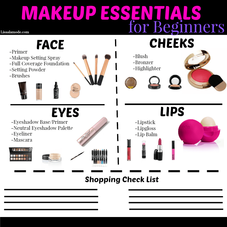 makeup-essentials