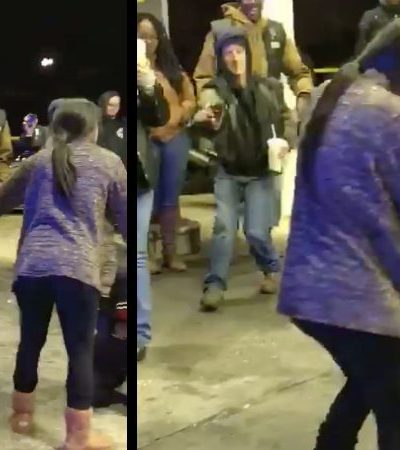 man-proposes-police-brutality-hoax