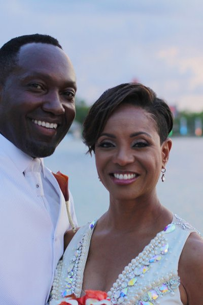 Mc Lyte Is A Married Woman! Take A Look At The Happy Couple [Pics inside]