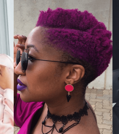 #PinkHairDontCare: Monica + Others Fabulously Rock Pink Hair And We're Here It