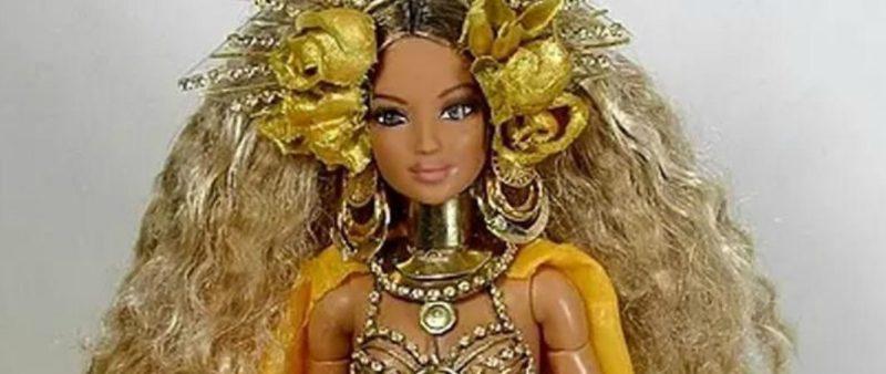 Pregnant Beyoncé Barbie Is Here!
