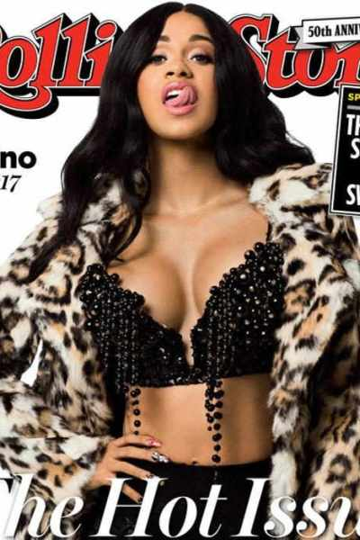 """""""Little by little, I'm feeling like I'm getting trapped and muted."""" Cardi B Gets Real about Self Doubt and Fears in Rolling Stone"""