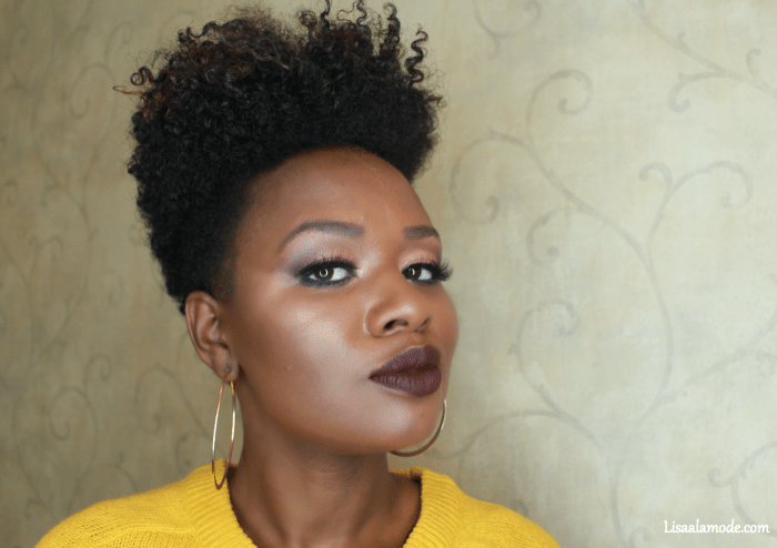 Six Hairstyles On A Tapered Cut Natural Hair