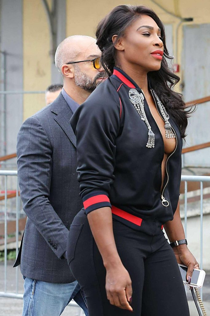 serena-williams-gucci-bomber jacket