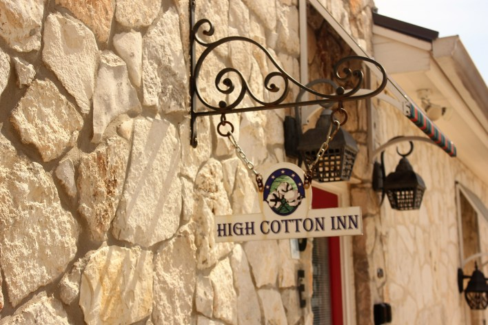 High Cotton Inn