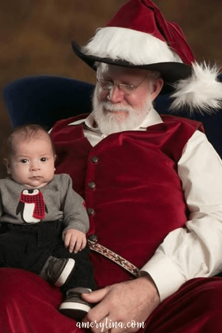 Santa's coming to town: Where to see Santa in New Braunfels #nbtx #Texas #Santa #Photo #NewBraunfels #SanAntonio #CentralTexas #Toddlerlife