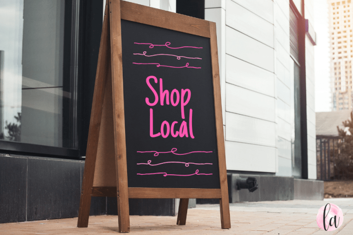 Fun content ideas for local boutiques & businesses lisaalfaro