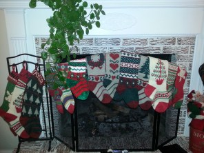 Stockings are ready