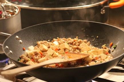 Ma Po tofu 5