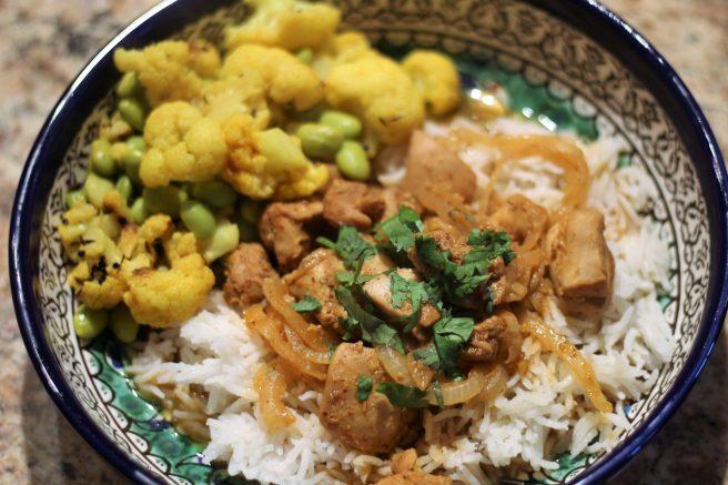 Goan Chicken