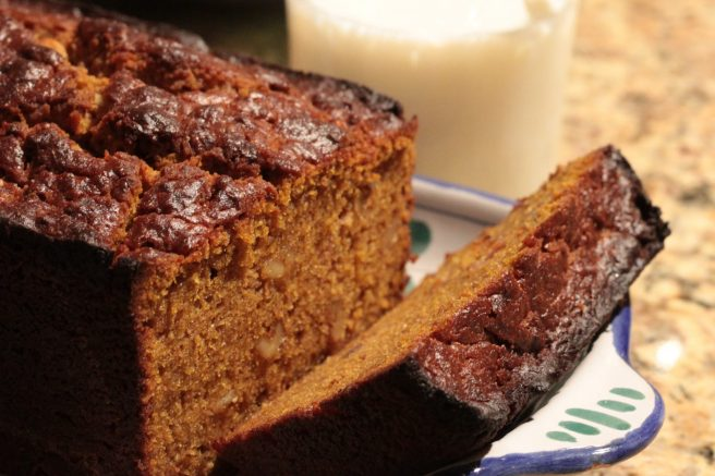 Pumpkin Bread1