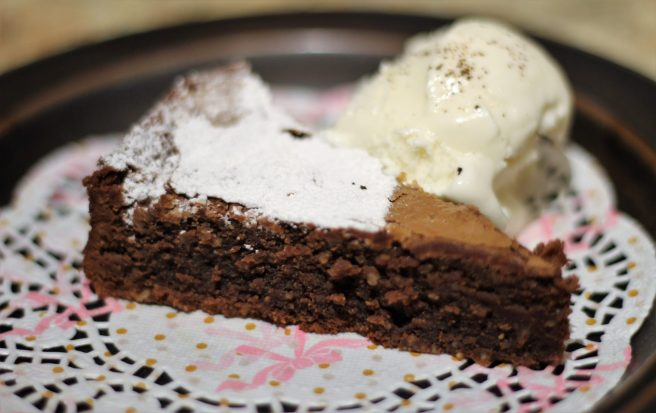 Chocolate Amaretti Cake9