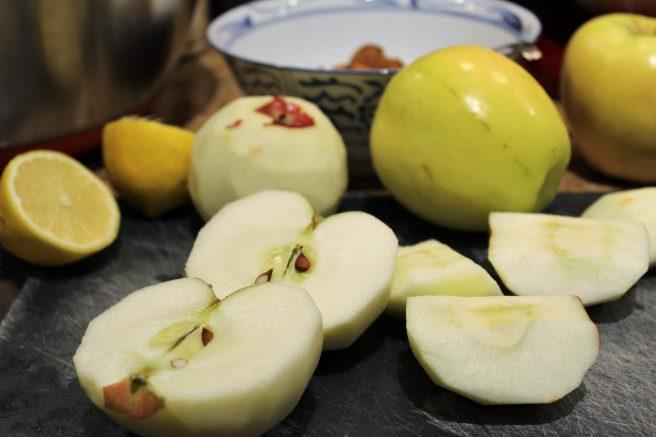 Apple Cinnamon Kugel1