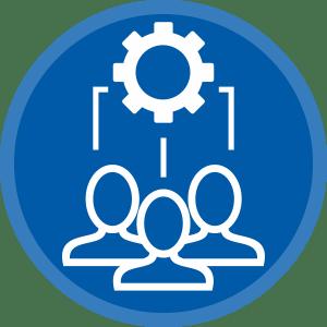 Krijg inzicht in en overzicht over de projectbezetting