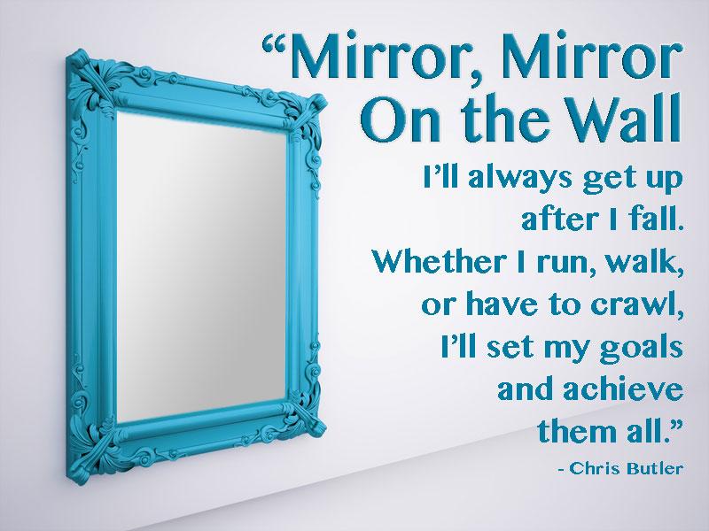 Mirroronthewall