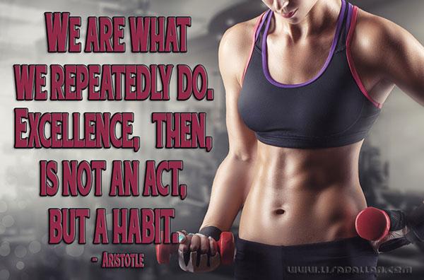 MotivationHabitQuote