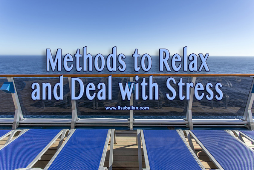 Methods to Relax and Deal with Stress
