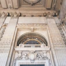 Grand Palais, Paris, France.