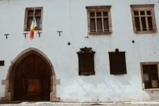 The home of the Matthias Corvin; where he was born.