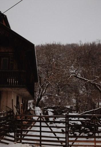Negrilesti, Romania.