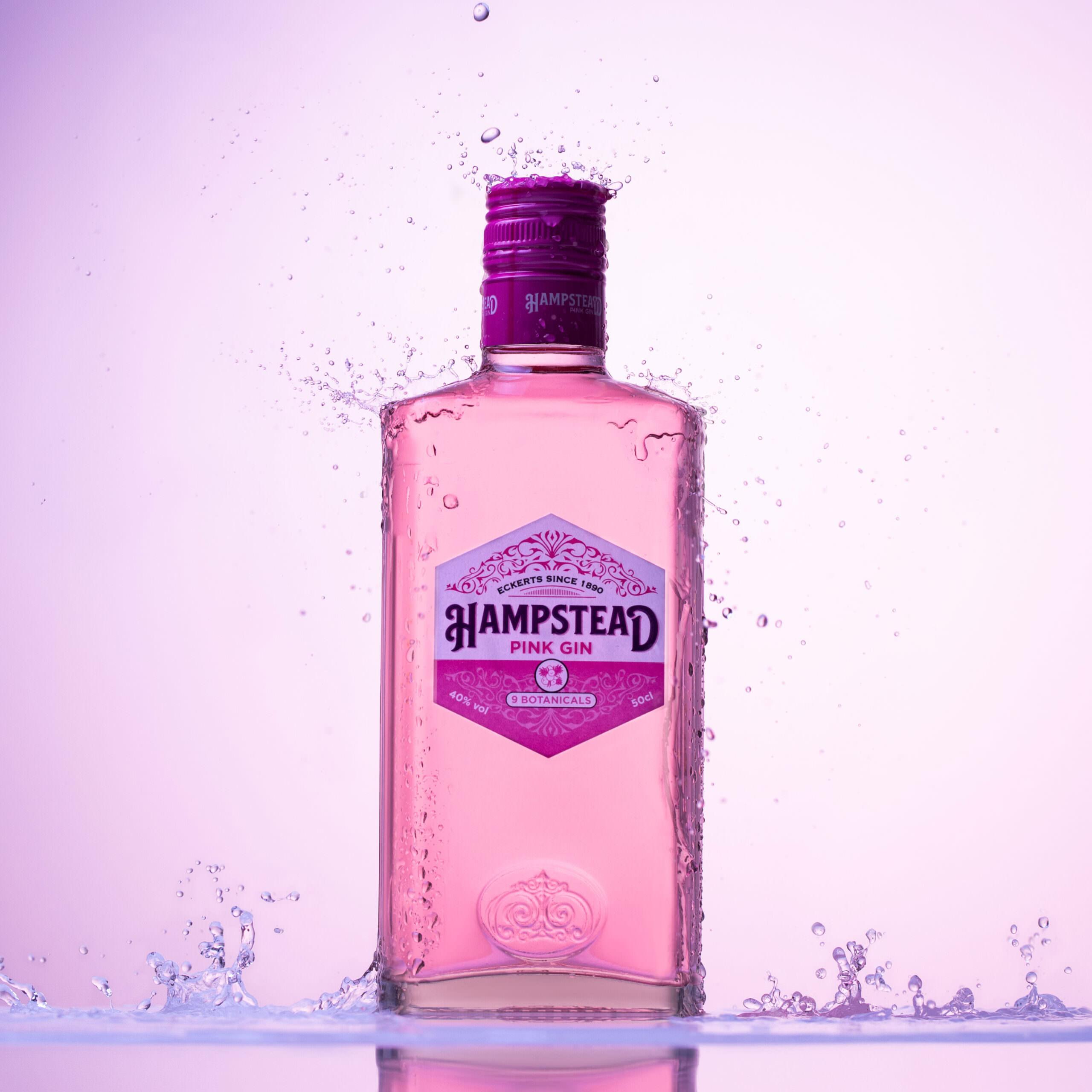 beverage splash fotografie