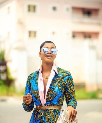 African Suit Set