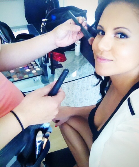 Photshoot makeup miami