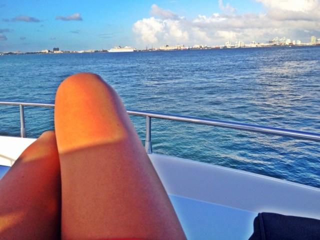 Miami cruising
