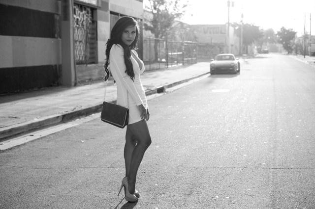 White dress 2014
