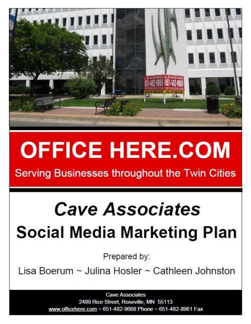 Social Media Marketing Plan - Lisa Boerum