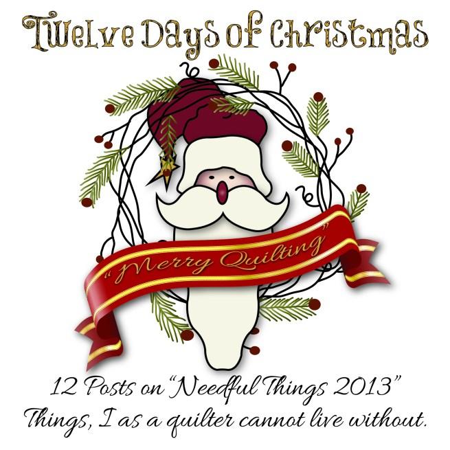 12 Days of Christmas 1